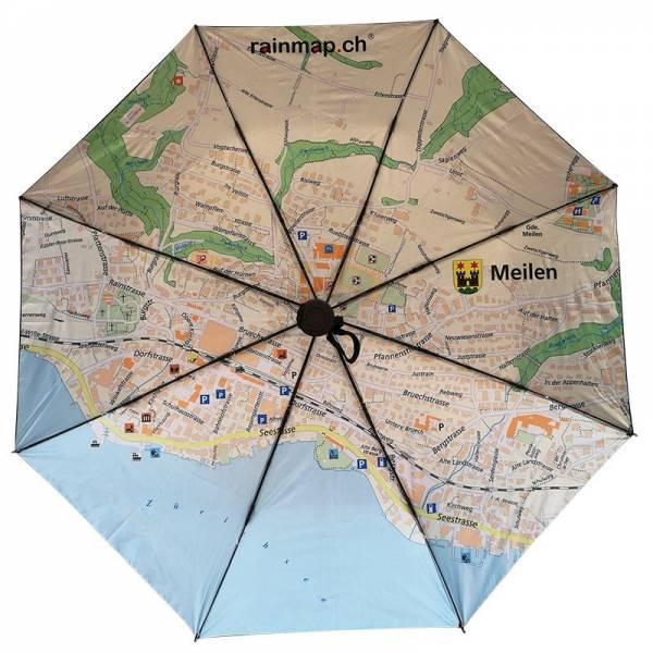 Regenschirm RAINMAP MEILEN