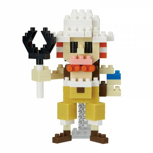 Mini NANOBLOCK One Piece Usopp