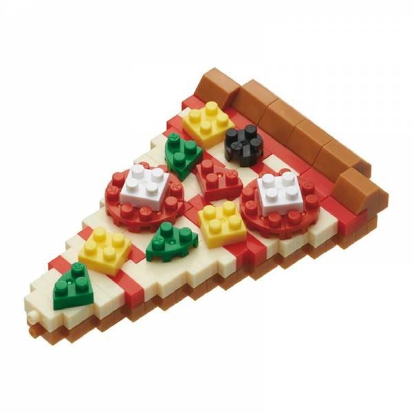 Mini NANOBLOCK Pizza