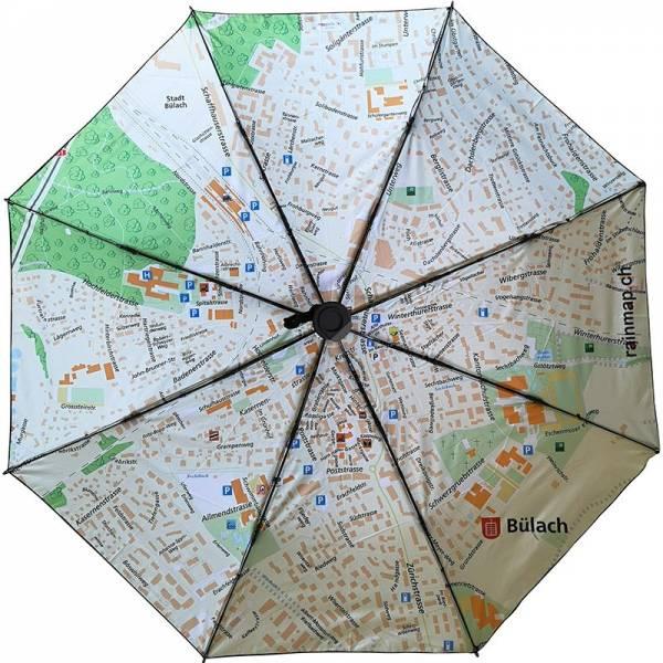 Regenschirm RAINMAP BÜLACH