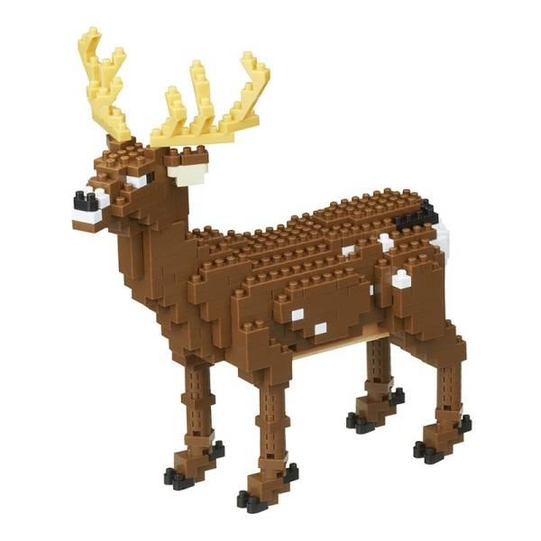 Animal Deluxe NANOBLOCK Deer
