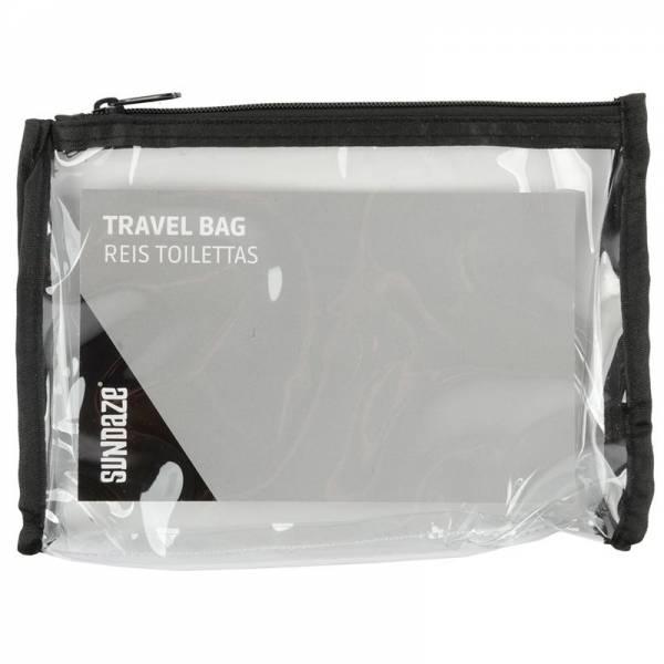 TRAVEL BAG MEDIUM black