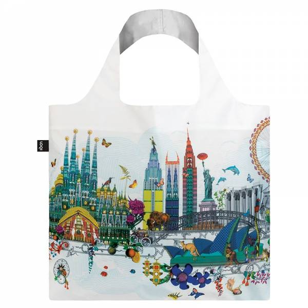 Tasche KRISTJANA S WILLIAMS INTERIORS World Skyline