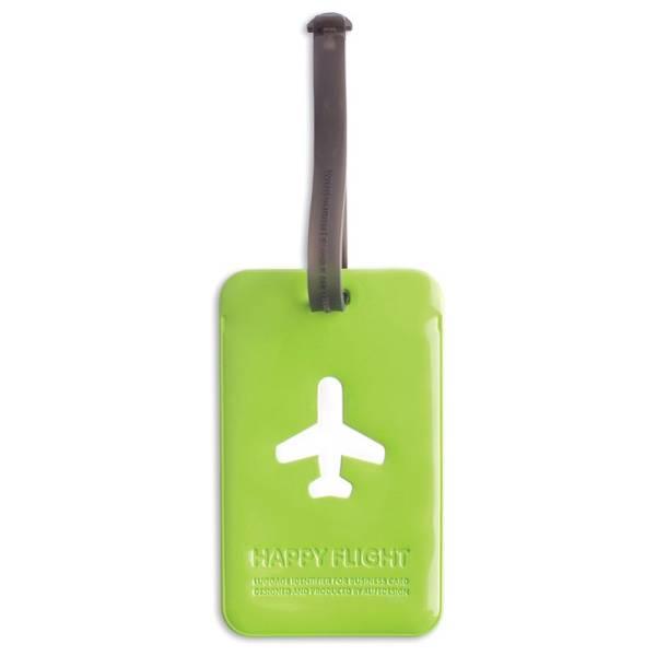 HF SQUARED LUGGAGE IDENTIFIER grün