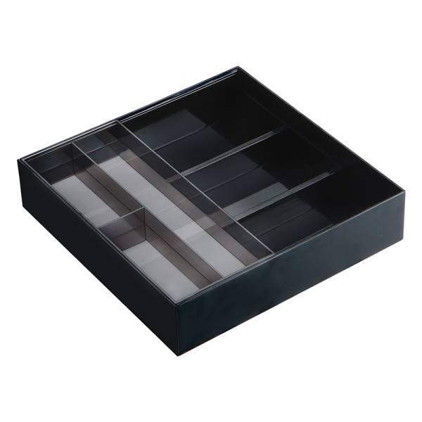 Schreibtisch-Organizer TOWER schwarz