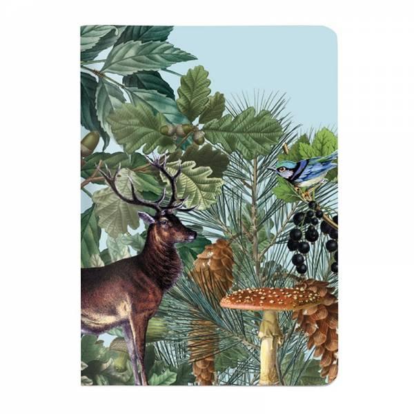 Heft A6 FOREST