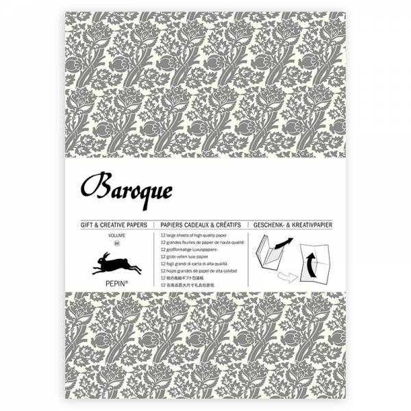 Gift & Creative Paper BAROQUE NEW