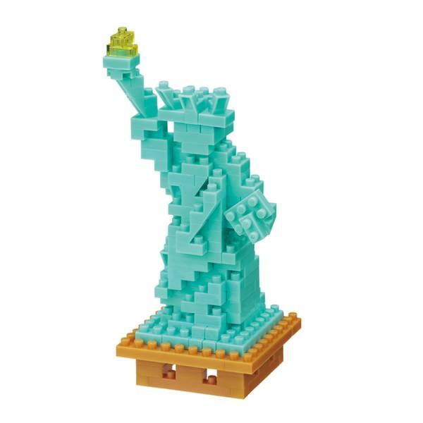 Mini NANOBLOCK Statue of Liberty