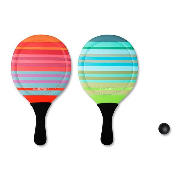 Beach Tennis-Set