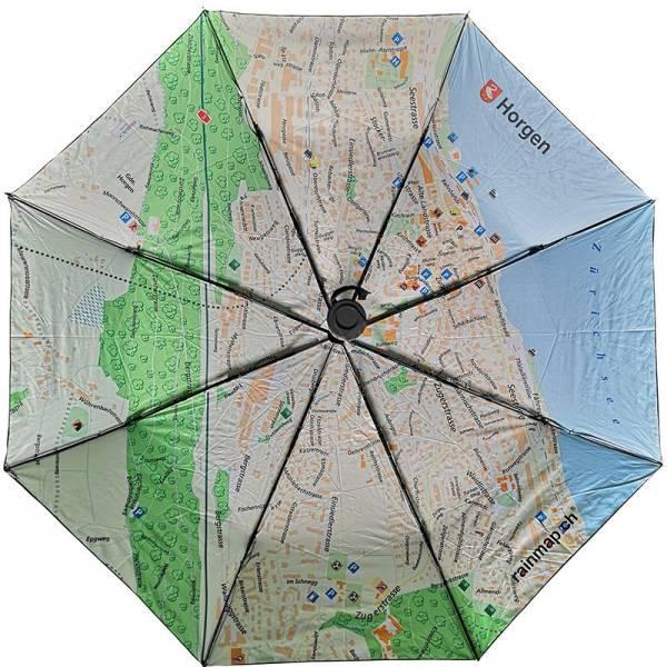 Regenschirm RAINMAP HORGEN