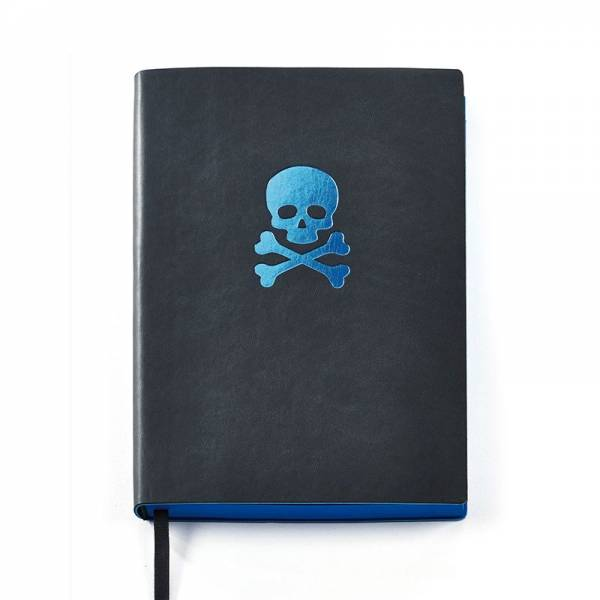 Notizbuch DESIGN Skull