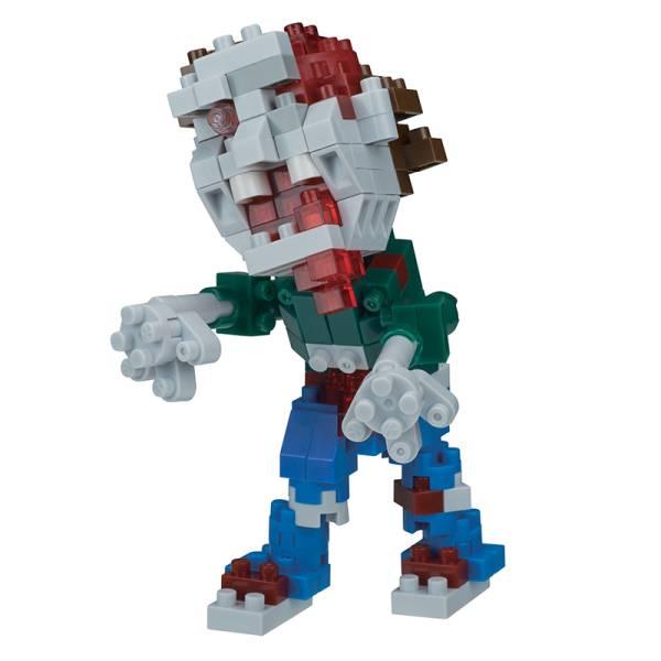 Mini NANOBLOCK Zombie