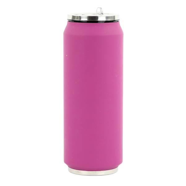 Trinkflasche CAN SOFT violett 500 ml