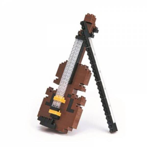 Mini NANOBLOCK Violin