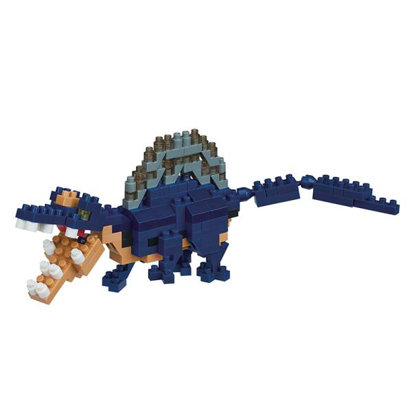 Mini NANOBLOCK Spinosaurus