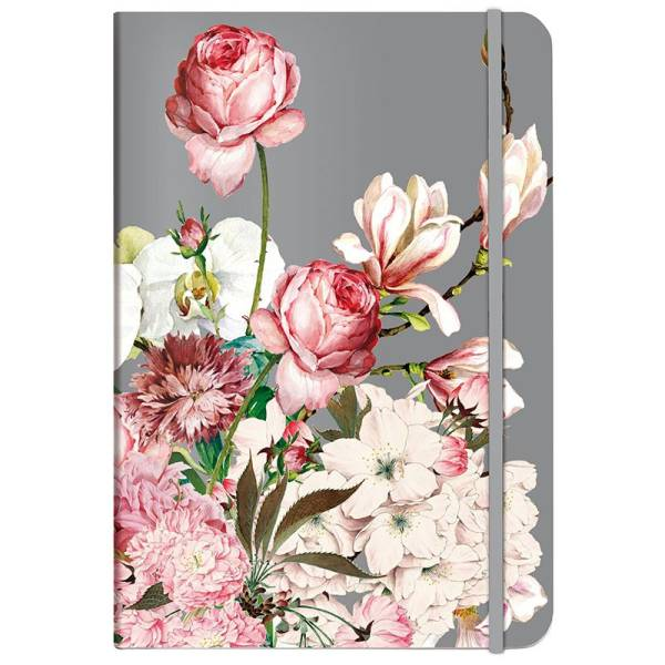 Notizbuch A5 BOUQUET rose