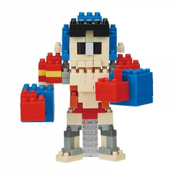 Mini NANOBLOCK One Piece Franky