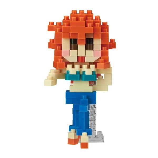 Mini NANOBLOCK One Piece Nami