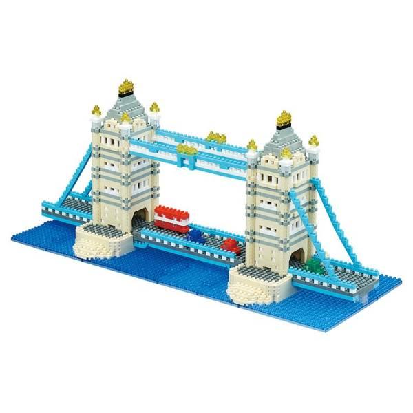 Advanced NANOBLOCK Tower Bridge