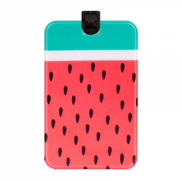 LUGGAGE TAG watermelon