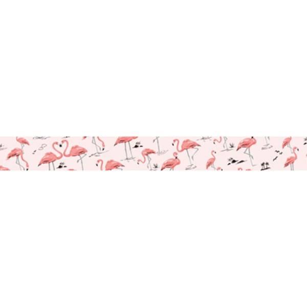 Masking tape MASTÉ Nature Flamingo 25 mm