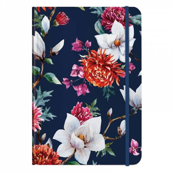 Notizbuch A5 CHRYSANTHEME