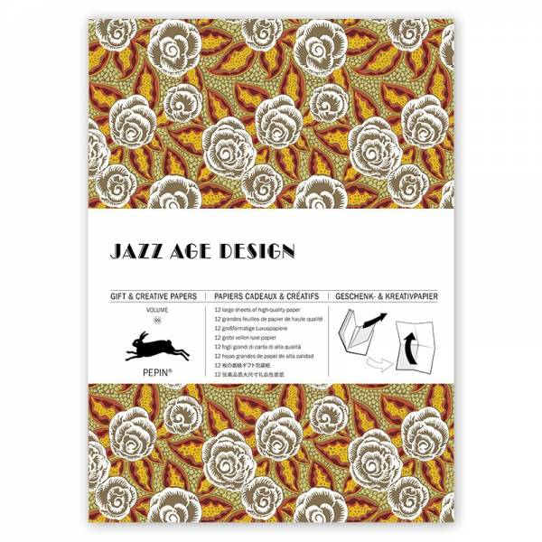 Gift & Creative Paper JAZZ AGE DESIGN