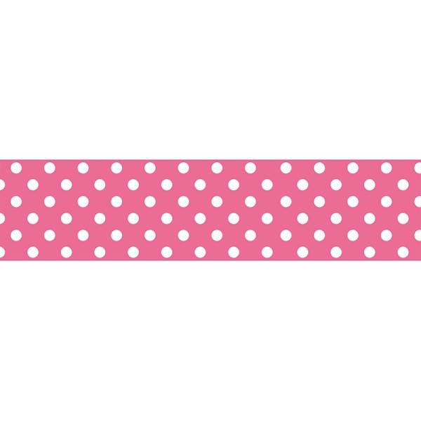 Masking tape MASTÉ BASIC Pink/Dot 15 mm