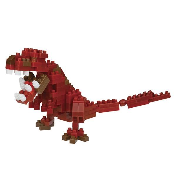 Mini NANOBLOCK Tyrannosaurus