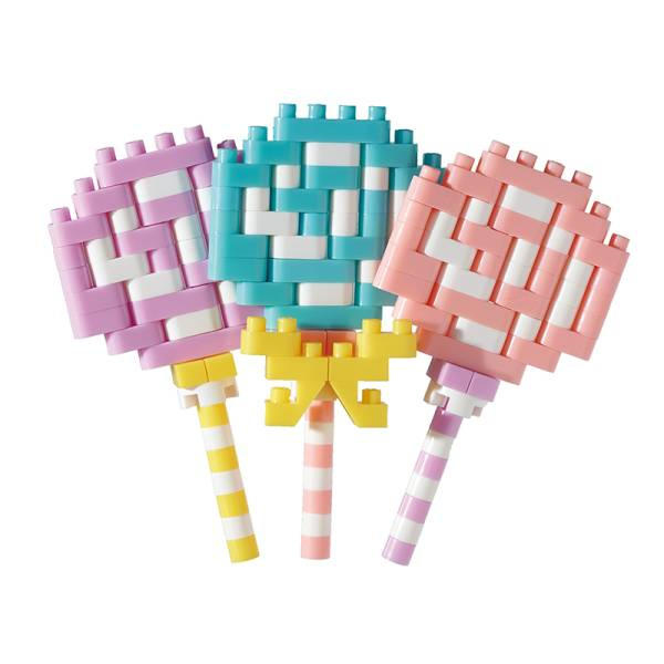 Mini NANOBLOCK Lollipop