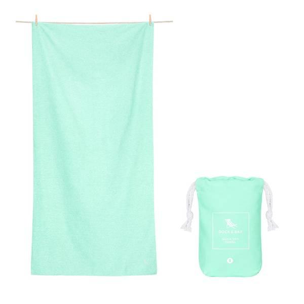 Towel ESSENTIAL S green