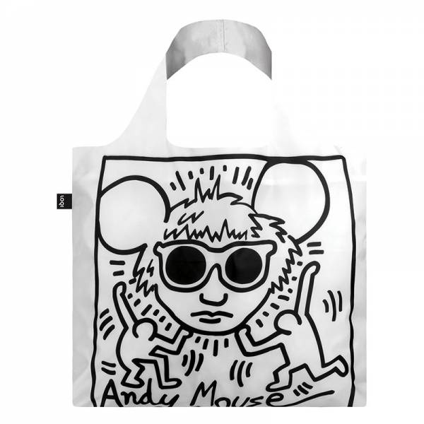 Tasche KEITH HARING Andy Mouse