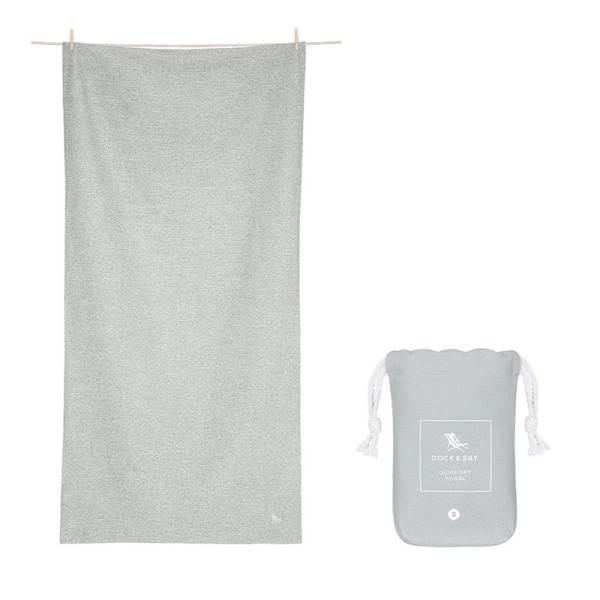 Towel ESSENTIAL S grey