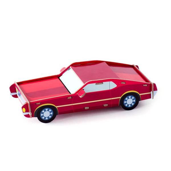 COOL CLASSIC CAR, MUSTANG
