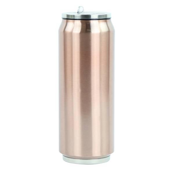 Trinkflasche CAN kupferfarben 500 ml