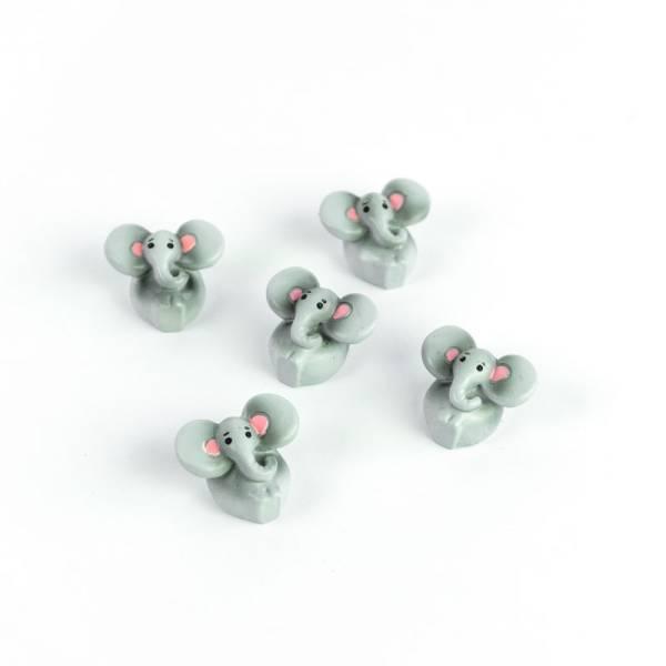 Magnete ELEPHANT 5er Set