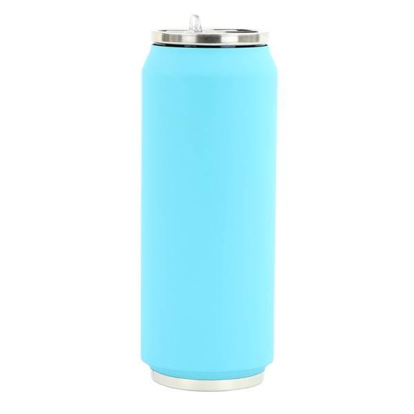 Trinkflasche CAN SOFT türkis 500 ml