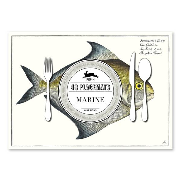 Paper Placemats MARINE