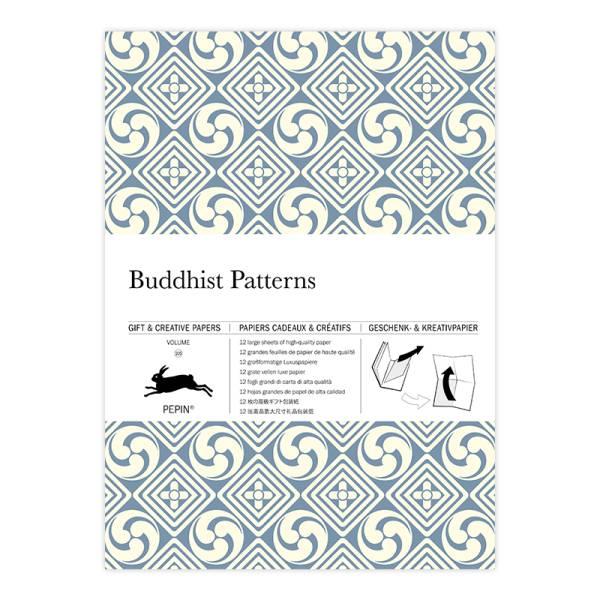 Gift & Creative Paper BUDDHIST PATTERNS