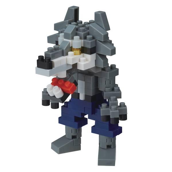 Mini NANOBLOCK Werewolf