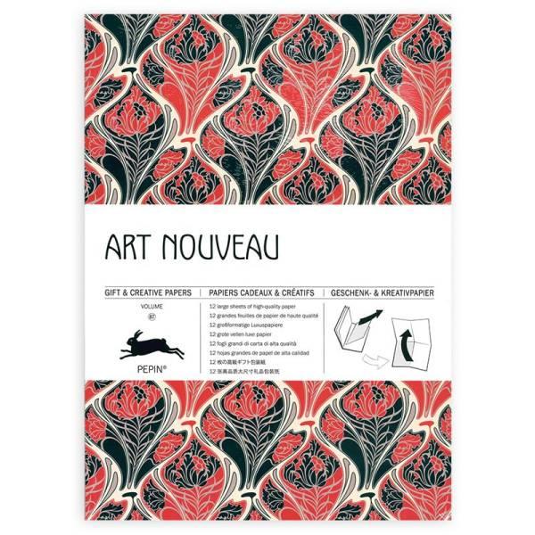 Gift & Creative Paper ART NOUVEAU