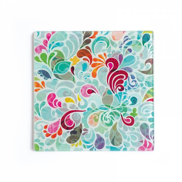 Küchenglasplatte Florina