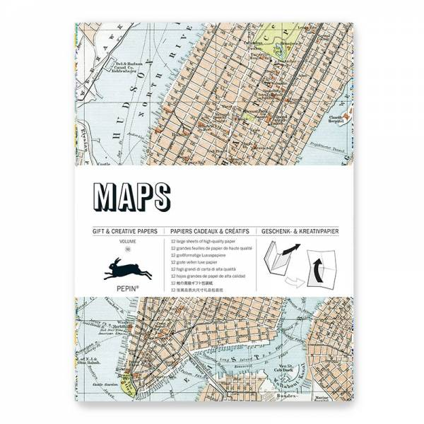 Gift & Creative Paper MAPS