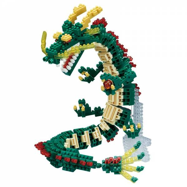Animal Deluxe NANOBLOCK Dragon