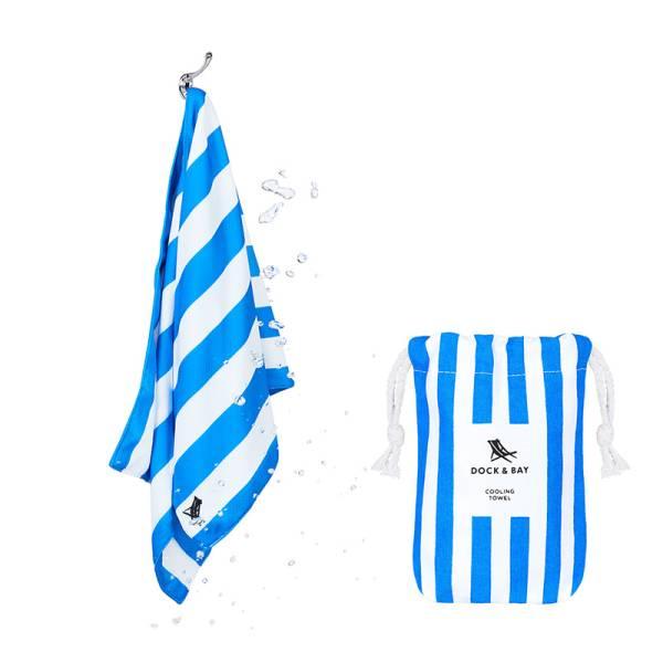 Cooling Towel CABANA blue