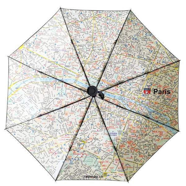 Regenschirm RAINMAP PARIS