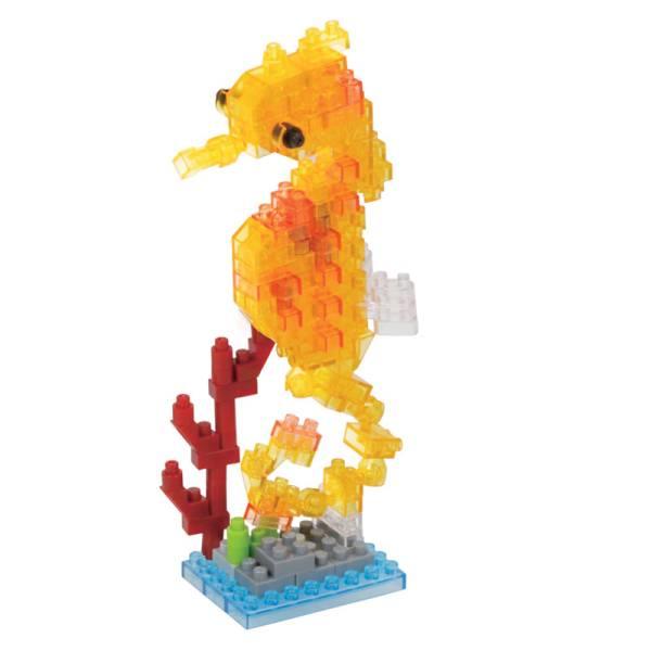 Mini NANOBLOCK Sea Horse