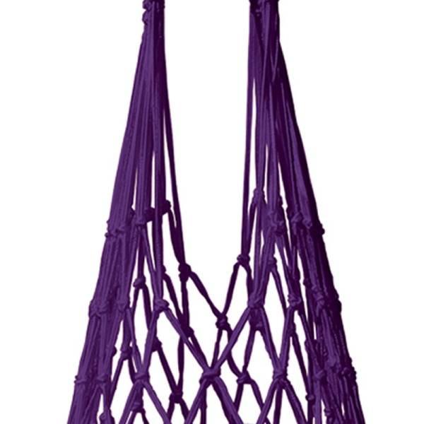 NETZTASCHE violett