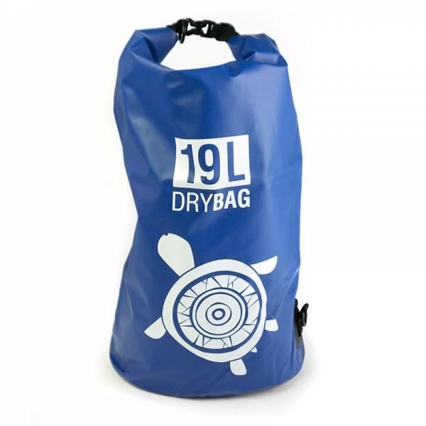 Drybag TURTLE 19 L blau