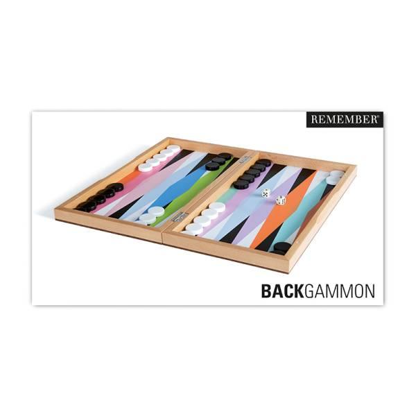 Backgammon-Spiel